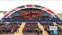 75 ème anniversaire du débarquement : Une cérémonie s'est tenue à Portsmouth