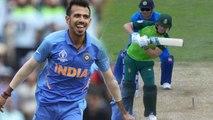 World Cup 2019 IND vs SA: Yuzvendra Chahal gets David Miller, South Africa in tatters|वनइंडिया हिंदी