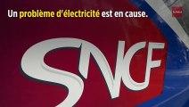 Un TGV Paris-Montpellier roule 9 minutes et reste bloqué 6 heures dans un tunnel