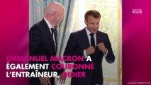 Légion d'honneur : Pourquoi Didier Deschamps est-il élevé au rang d'officier ?