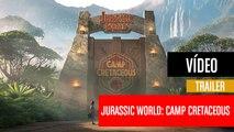 Jurassic World: Camp Cretaceous, nueva serie animada en Netflix