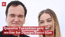 Quentin Tarantino Is Involved With Another 'Django' Movie