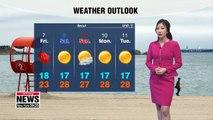 Nationwide rain relieves the heat tomorrow _ 060519