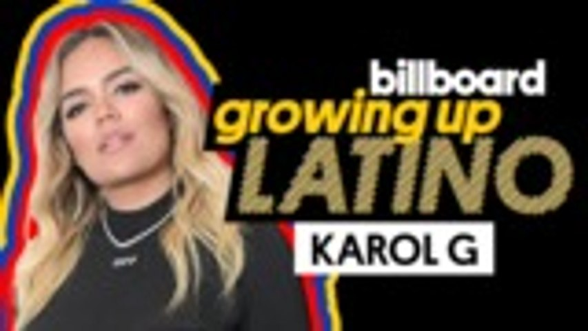 Karol G Talks Learning English & Recalls Memorable Childhood Traditions   Growing Up Latino