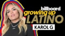 Karol G Talks Learning English & Recalls Memorable Childhood Traditions | Growing Up Latino