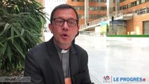 Monseigneur Emmanuel Gobilliard interview