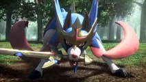 Pokémon Espada y Escudo - Pokémon legendarios