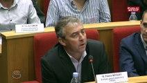 Loi Egalim : échange tendu entre Patrick Bénézit (FNSEA) et Jacques Creyssel (FCD)