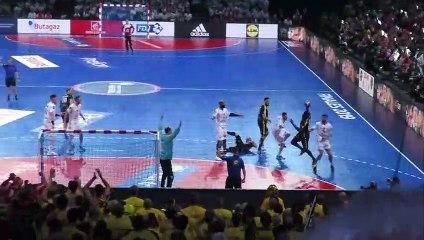 Niko Mindegia en passes - Finale Coupe de France 2019 - Chambéry 31 21 Dunkerque