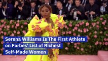 Serena Williams Serves Her Way Into Forbes Wealthy List