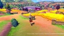 Pokémon Epée et Bouclier : nouvelles informations dans le Nintendo Direct, Pokémon géants et raids !