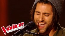 Marvin Gaye – Let's Get it On | Clyde Rabatel Zapata | The Voice France 2016 | Blind Audition
