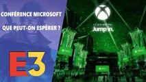 E3 2019 : Qu'attendez -vous de la conférence Microsoft ?