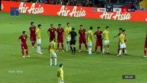 Kết quả Việt Nam vs Thái Lan. Việt Nam 1-0 Thái Lan. Lịch thi đấu King Cup 2019 - TTVH Online