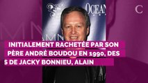 André Boudou, le père de Laeticia Hallyday, en garde à vue pour soupçons de fraude fiscale