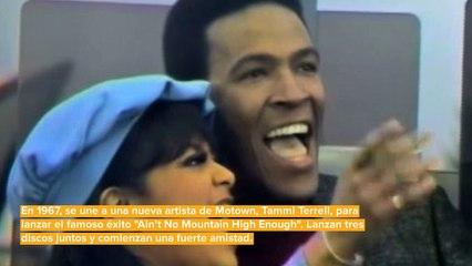 LA HISTORIA DE MARVIN GAYE