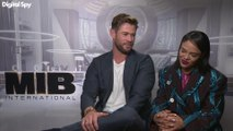 Chris Hemsworth and Tessa Thompson talk about Avengers: Endgame ending