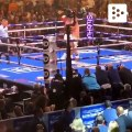 Andy Ruiz se proclama campeón de los pesos pesados en la ronda 7 contra Anthony Joshua