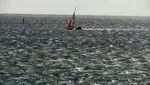 Exercice de la marine nationale dans la rade de Marseille