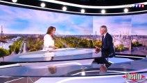 Laurent Wauquiez avait-il une antisèche au JT de TF1 dimanche 2 juin ?