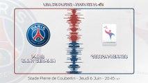 PSG Handball - Cesson-Rennes : la bande-annonce