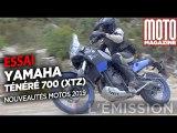YAMAHA TENERE 700 (XTZ) - Essai Moto Magazine