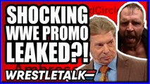 EPIC Undertaker Vs Goldberg! SHOCKING WWE Jon Moxley Promo LEAKED?!   WrestleTalk News June 2019