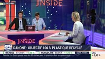 Danone: objectif 100% plastique recyclé - 05/06