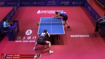 Ovidiu Ionescu vs Samuel Walker | 2019 ITTF Hong Kong Open Highlights (Pre)