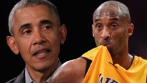 Kobe Bryant SHADED By Barack Obama & DENIES Fake News About Showing Up To Lakers Practice!