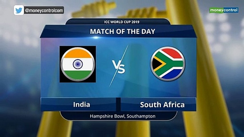 Cricket World Cup 2019: Rohit, Chahal star as India crush South Africa by 6 wickets