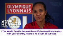 Wendie Renard: France Will Take Advantage of Home Support