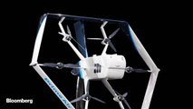 This Is the Amazon Prime Air Hybrid Drone