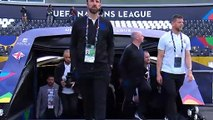 England pitch walk ahead of Nations League semi with Netherlands