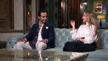 أحمد فهمي يحكي موقف كوميدي عن زوجته .. -هنا الزاهد لما بتغير بتتحول وصوتها بيتغير