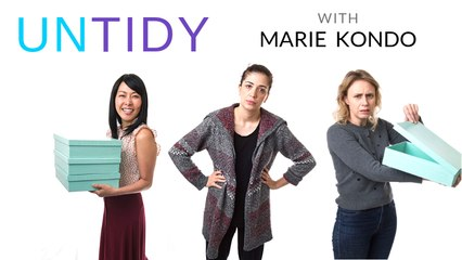 Untidy With Marie Kondo - Episode 1