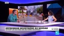 Répression au Soudan : 40 corps retrouvés dans le Nil, plus de 100 morts au total