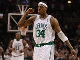 Paul Pierce Admits He Needed Wheelchair in 2008 NBA Finals to Use the Bathroom