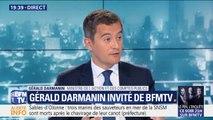 """Pour Gérald Darmanin, Emmanuel Macron """"doit regagner la confiance"""" de l'électorat populaire """"qui ne regarde que les preuves"""""""