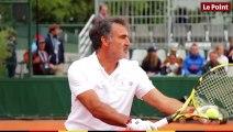 Roland-Garros : un fauteuil pour deux