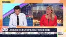 Les marchés parisiens: La bourse de Paris poursuit son rebond - 05/06