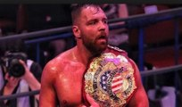 Jon Moxley Defeats Juice Robinson For NJPW   IWGP Championship , New Promo At Joey Janella For Next AEW Fyter  Fest & More All Elite Wrestling News