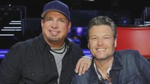 Garth Brooks Teases 'Summertime Anthem' With Blake Shelton (Exclusive)