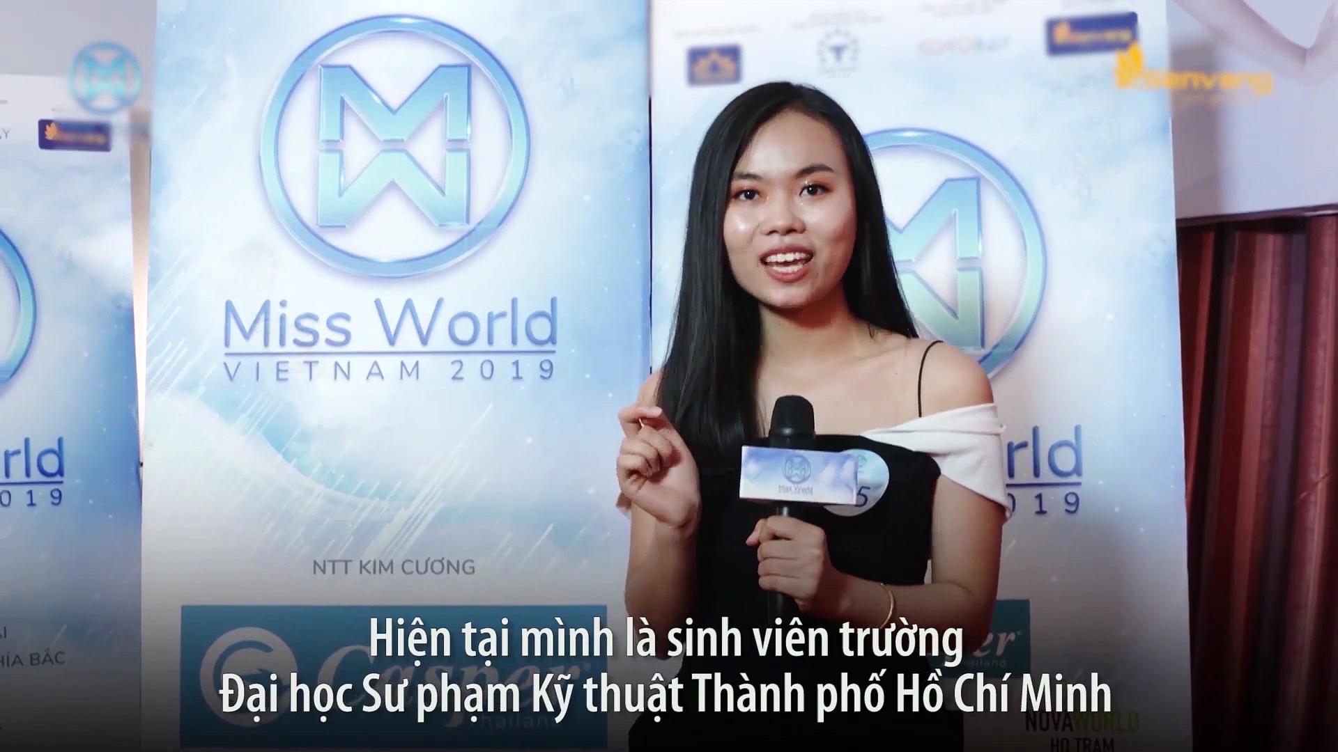 Khả năng ngoại ngữ siêu đẳng của các thí sinh Miss World Việt Nam 2019 - YAN TV