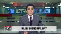 Rainy memorial Day _ 060619