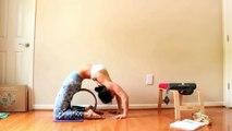 Morning yoga for  Weigh loss yoga performance--10 minutes for beginners fat burning yoga performance