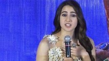 Sara Ali Khan talks about her weight loss journey; Check Out | FilmiBeat