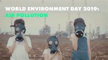 Air pollution… And happy World Environment Day!