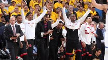 Raptors Take 2-1 Series Lead Despite 47 from Steph Curry