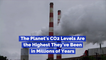 Carbon Levels In The Atmosphere Beat Another Record